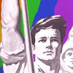 Images of Soviet Propaganda Redone to Show LGBT Strength