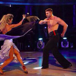 WATCH: Ben Cohen's Shirtless Paso Doble