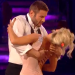 WATCH: Ben Cohen's Cute Rump Does the Rumba