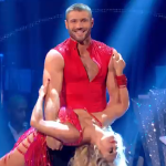 WATCH: Ben Cohen's 'Strictly' Sleeveless Cha Cha