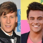 It's Official, Dustin Lance Black and Tom Daley are Dating