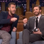 WATCH: Chris and Scott Evans Recall Funniest Childhood Moments