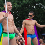 Should Pride Parades Outlaw Wet Undies and Erections?