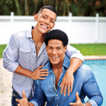 WWE Champ Darren Young, 'Living the Dream' With His Boyfriend