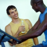 How to Avoid Cruising a Straight Guy at the Gym