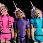 WATCH: Boylesque Troupe Moonlights as Gay Unicorn Superheroes