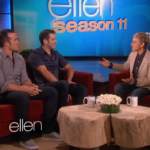 WATCH: Home Depot Proposal Couple Visits 'Ellen'