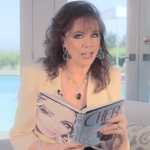 WATCH: Jackie Collins Does Dramatic Reading of Cher Lyrics