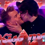 WATCH: One Direction's Gay Kisses and Bare Bottoms