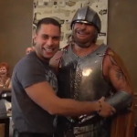 WATCH: Man Gets Proposal From Knight in Shining Armor