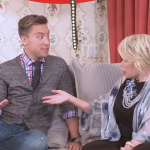 WATCH: Joan Rivers Probes Lance Bass in Bed