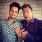 Newly Engaged Lance Bass Isn't Rushing to the Altar