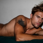 Roll Out of Bed with Underwear Model Luke Gulbranson