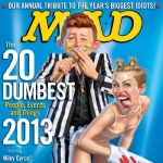 Russia Makes Mad Magazine's List of 20 Dumbest Things
