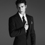 'The Canyons' Star Nolan Funk Drops His Pants for Versace