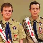 Meet Pascal Tessier, the First Openly Gay Eagle Scout