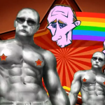 WATCH: Is Putin Actually a Fabulous Gay Cyborg?