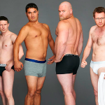 PICS: Real Men Recreate Famous Underwear Ads