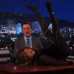 WATCH: Richard Simmons Is a Messy Flirt on 'Jimmy Kimmel Live!'
