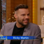 WATCH: Ricky Martin Wants to Do One-Man Show on Broadway