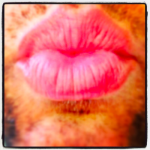 Pucker Up! Whose Big Gay Lips Are These?