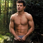 Taylor Lautner Does Dirk Diggler in 'Boogie Nights'
