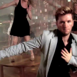 WATCH: So You Think Travis Wall Can Dance Around a Vegas Buffet