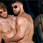 Colby Keller and Will Wikle, Buff Buddies With Benefits