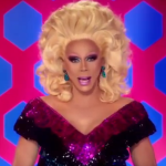 RuPaul Returns as Viva Glam Gurl