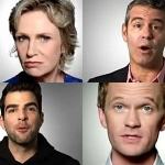 WATCH: NPH, Andy Cohen, Zachary Quinto Say 'Voting Makes You Gay'
