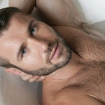 Ben Cohen's New Year Gift to You — A Video of His Latest Shirtless Photo Shoot!