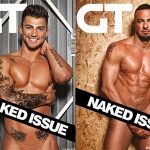 British Hunks Bare All for National AIDS Trust