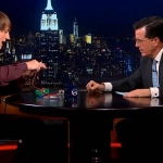WATCH: Stephen Colbert Amazed By Science's Gay 'Boy Wonder'