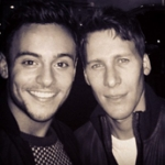 Tom Daley and Dustin Lance Black Share Dinner Date and D.C. Holiday Photos