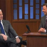 Anderson Cooper and Seth Meyers are Gay Gym Buddies