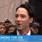 Johnny Weir Announces Skating Retirement, New Olympics Gig