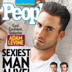 Adam Levine 'Sexiest Man Alive' People Cover Revealed
