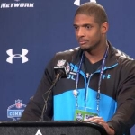 Michael Sam Meets the Press, Handles the Gay Questions Like a Pro