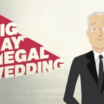 ACLU Looking for Couples to Participate in 'My Big Gay (Il)legal Wedding'