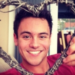 It Was 'Love at First Sight' Says Tom Daley