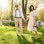 Spring-styling your big day