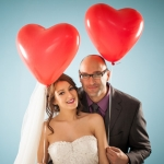 Amp up the romance: Make it a Valentine's Day wedding