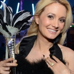 See Holly Madison's unique engagement ring