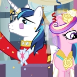 Our dream prince dates to the My Little Pony royal wedding