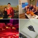 Romantic holiday proposals to make you believe in true love again