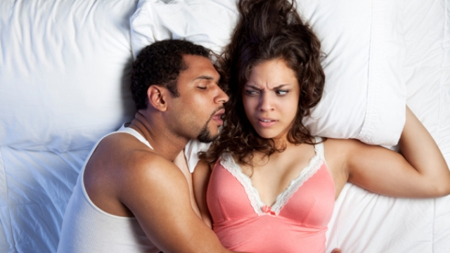 Help! I'm no longer attracted to my husband