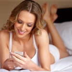 How intimate would you get with your smartphone?