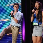 X Factor's Alex & Sierra reveal how they mix love and music